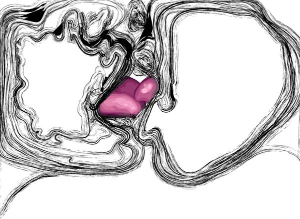 """""""kiss kiss bang bang"""" by annisadharma"""