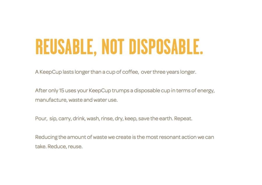 KeepCup - 5 Reasons 06