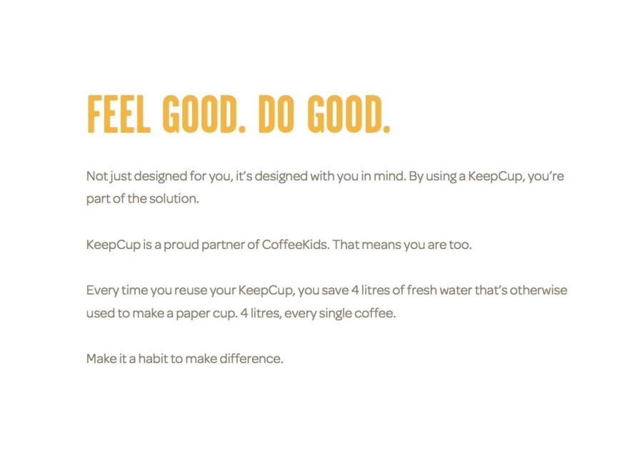 KeepCup - 5 Reasons 07